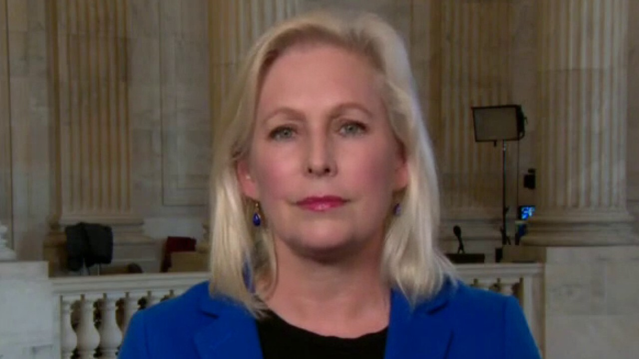 Sen. Gillibrand: 'I have serious concerns' about what Trump will do