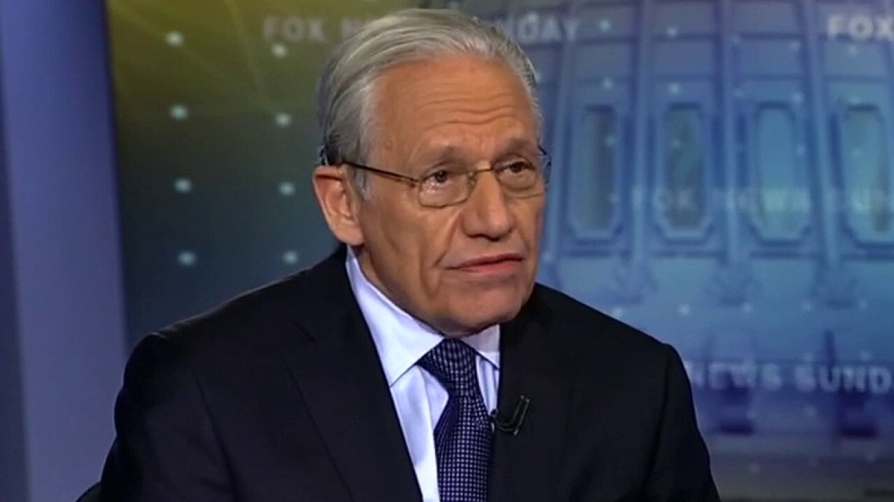 Kurtz: Timing of Woodward book before election leaves him open to questions about his motives