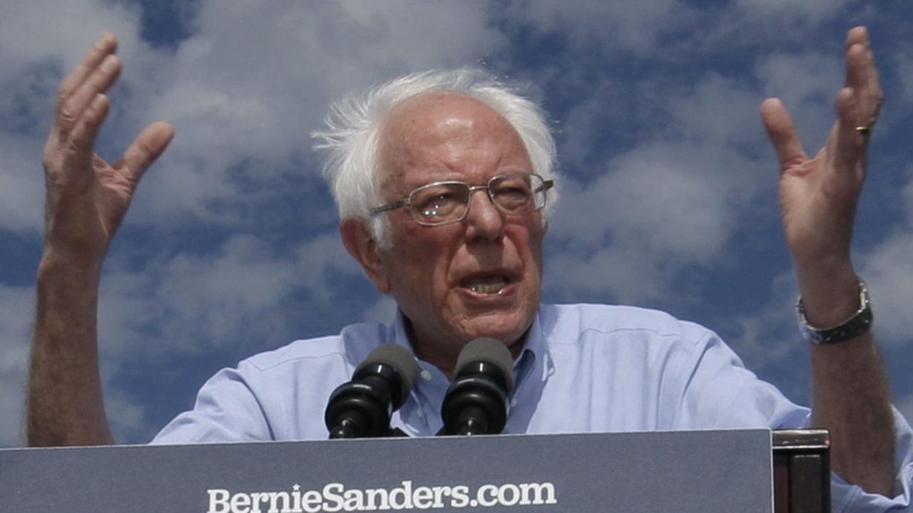 Democrats run anti-Sanders ads in Nevada and South Carolina