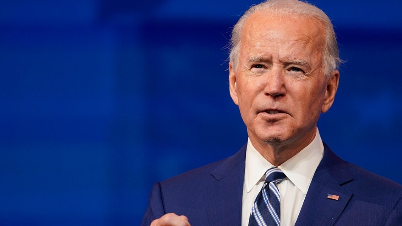 Biden: GOP used 'defund the police' to beat 'living hell' out of Dems