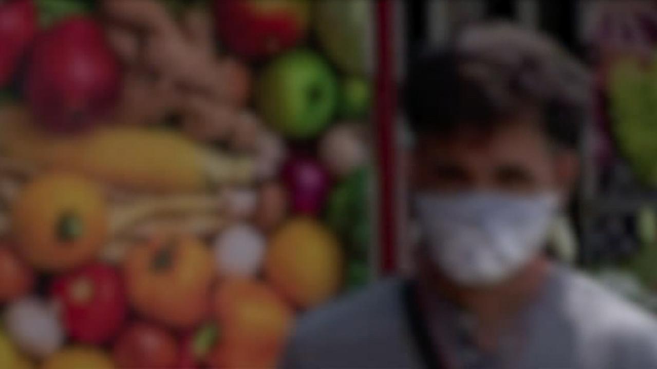 More Americans stress eating during the coronavirus pandemic