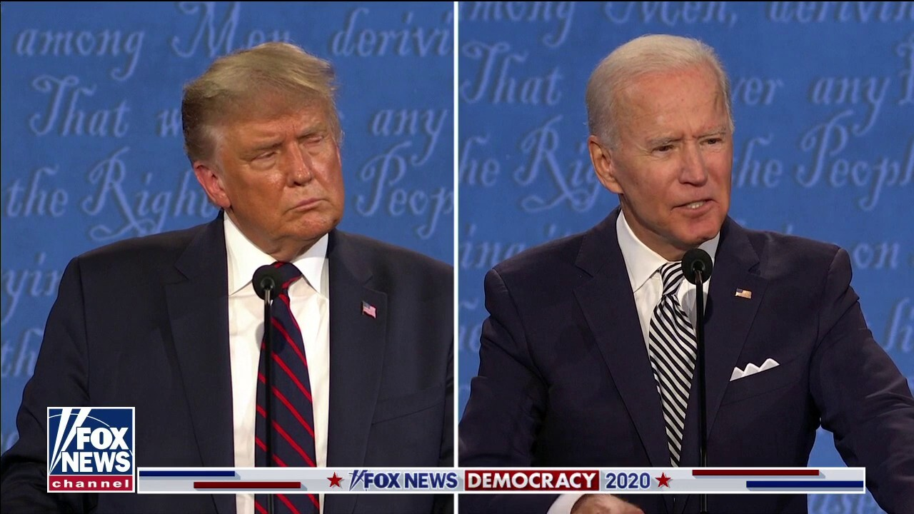 Live Updates: 2020 presidential race heats up after Trump Biden spar in 1st debate – Fox News
