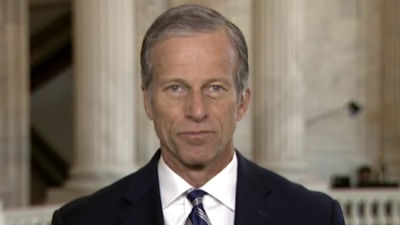 Sen. John Thune on House Republicans launching China Task Force: 'Hopefully Democrats join in'
