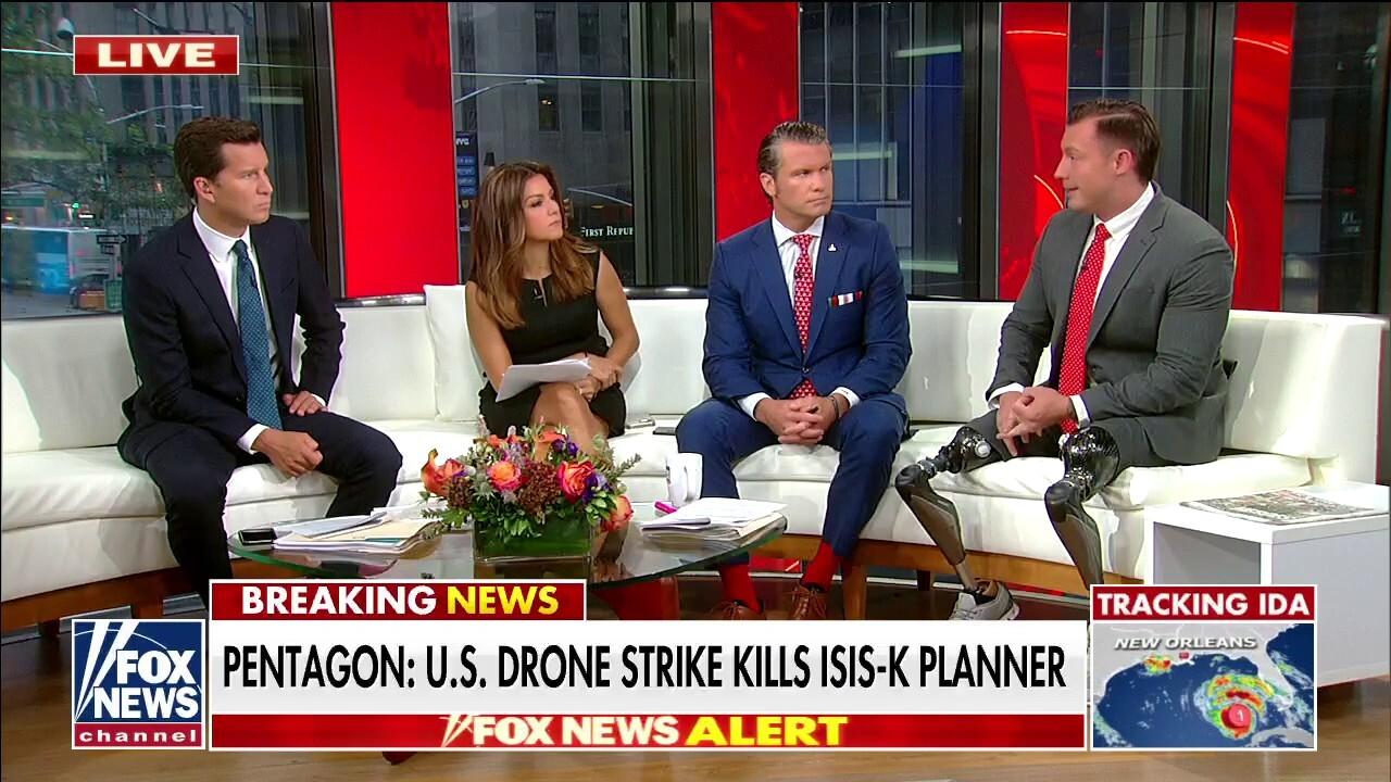 Joey Jones: US drone strike on ISIS-K planner was likely more defensive than retaliatory