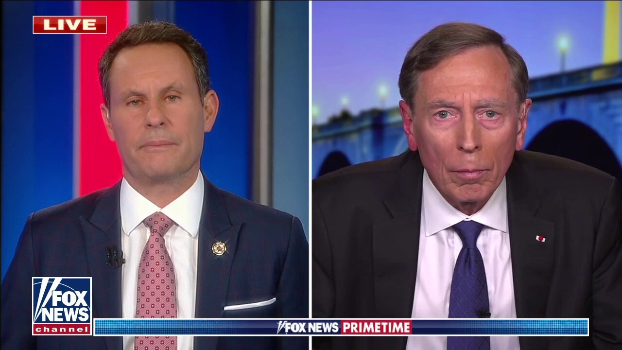 Gen. David Petraeus on repercussions of US planned Afghan troop pull-out