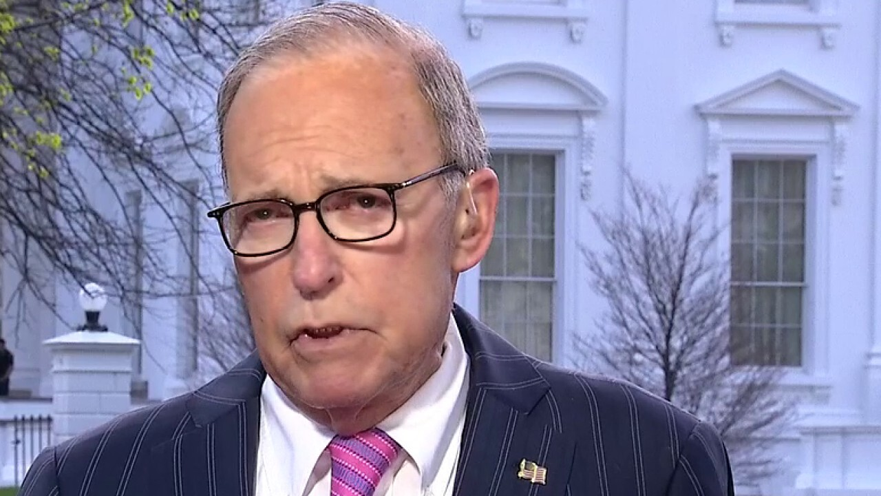 Kudlow says senators should be 'significantly punished' if they engaged in insider trading