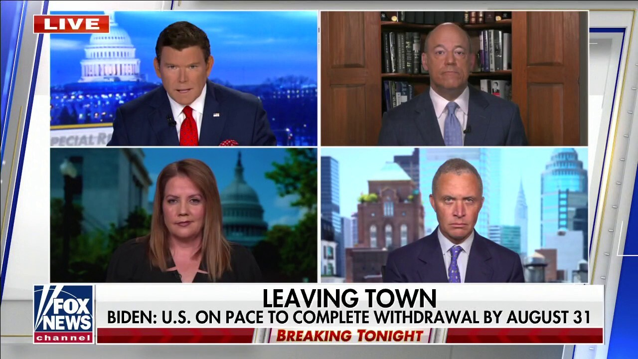 All-Star panel breaks down authors of Afghanistan failure