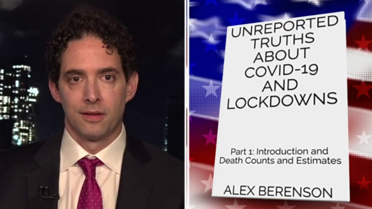 Amazon shamed into publishing Alex Berenson's e-book 'Unreported Truths about COVID-19 and Lockdowns'