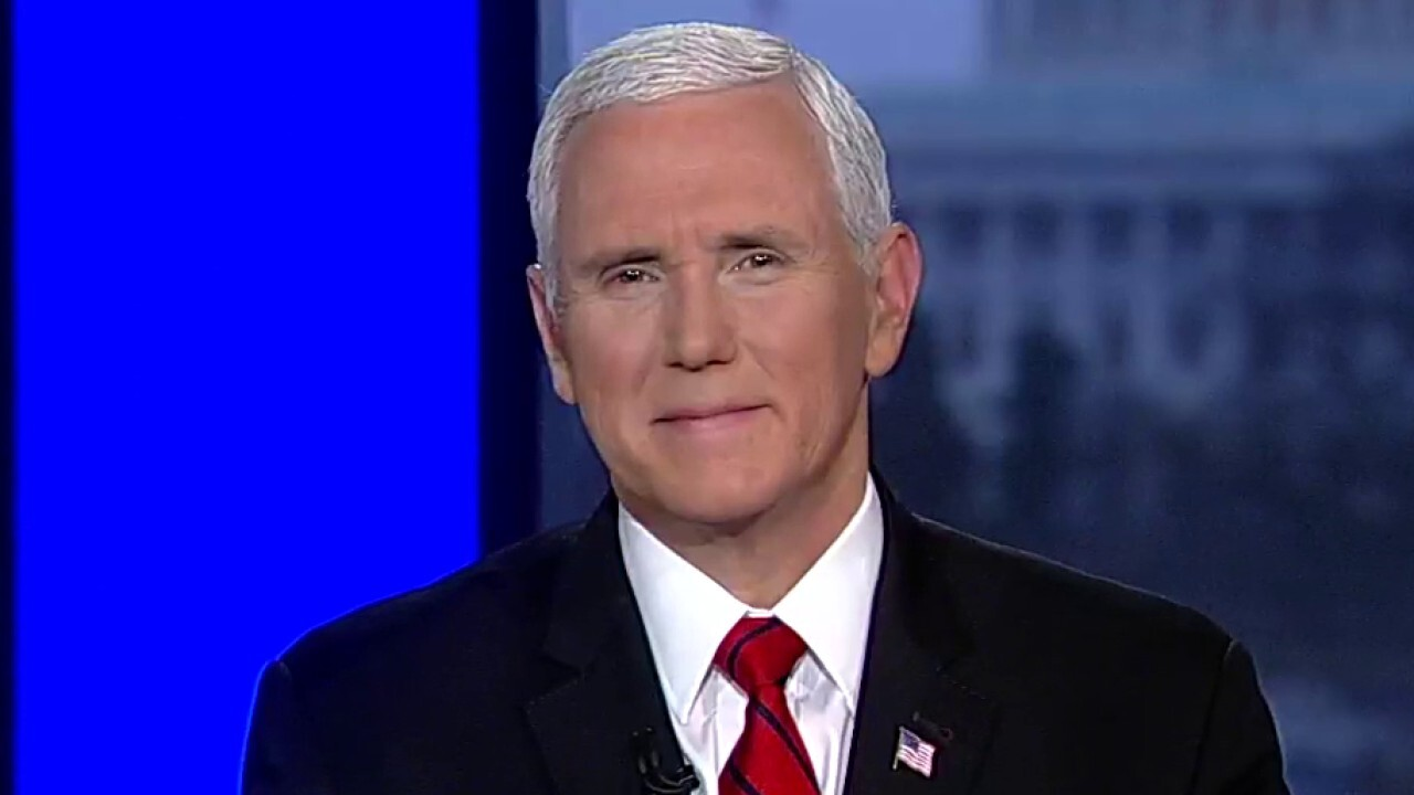 Pence reacts to Pelosi's 'new low' at the State of the Union, upcoming final impeachment vote
