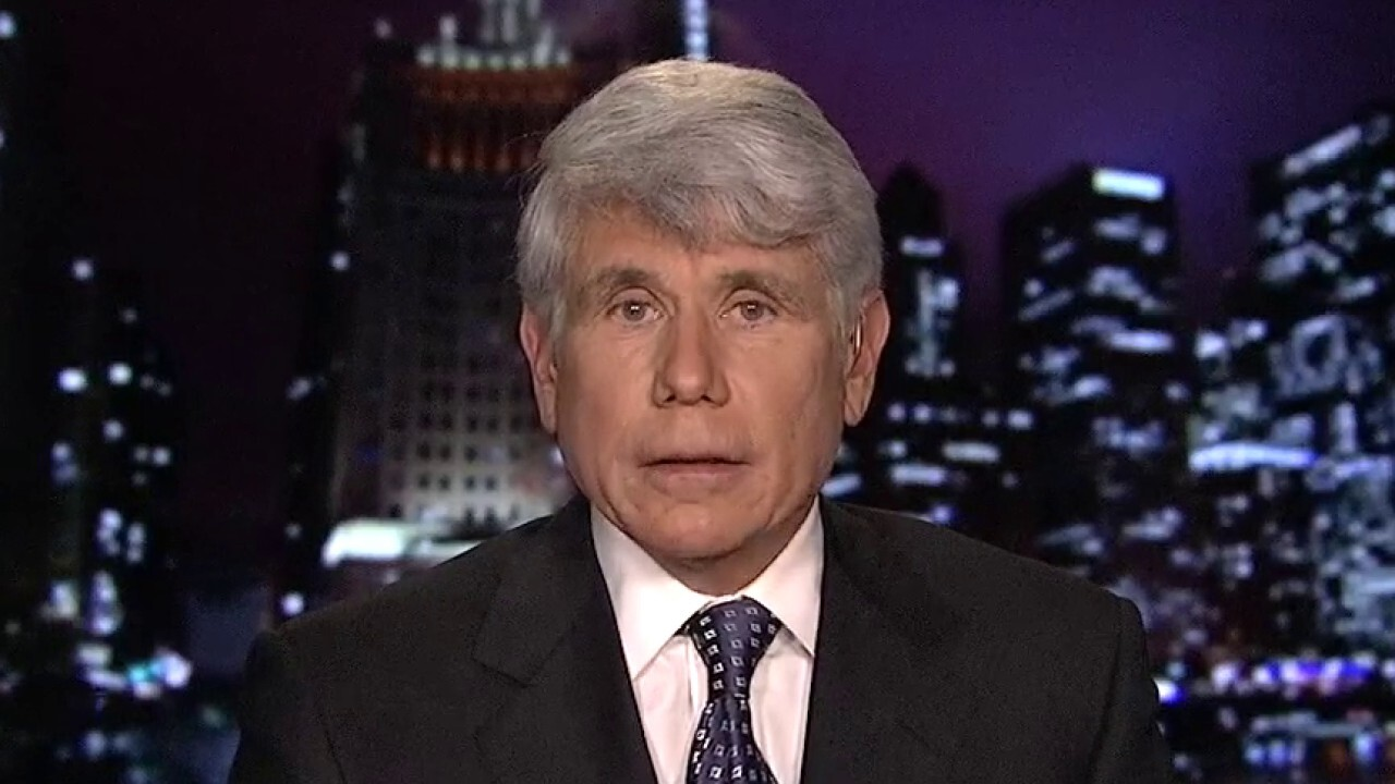 Rod Blagojevich: Trump had 'testicular virility necessary' to commute sentence, unlike Obama
