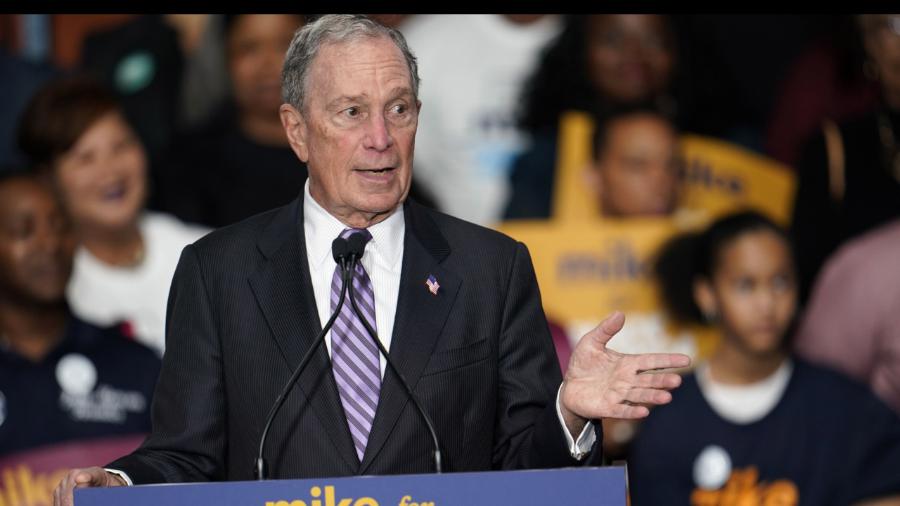 Mary Anne Marsh: Democrats' Bloomberg bargain – here's the deal they might have make to beat Trump