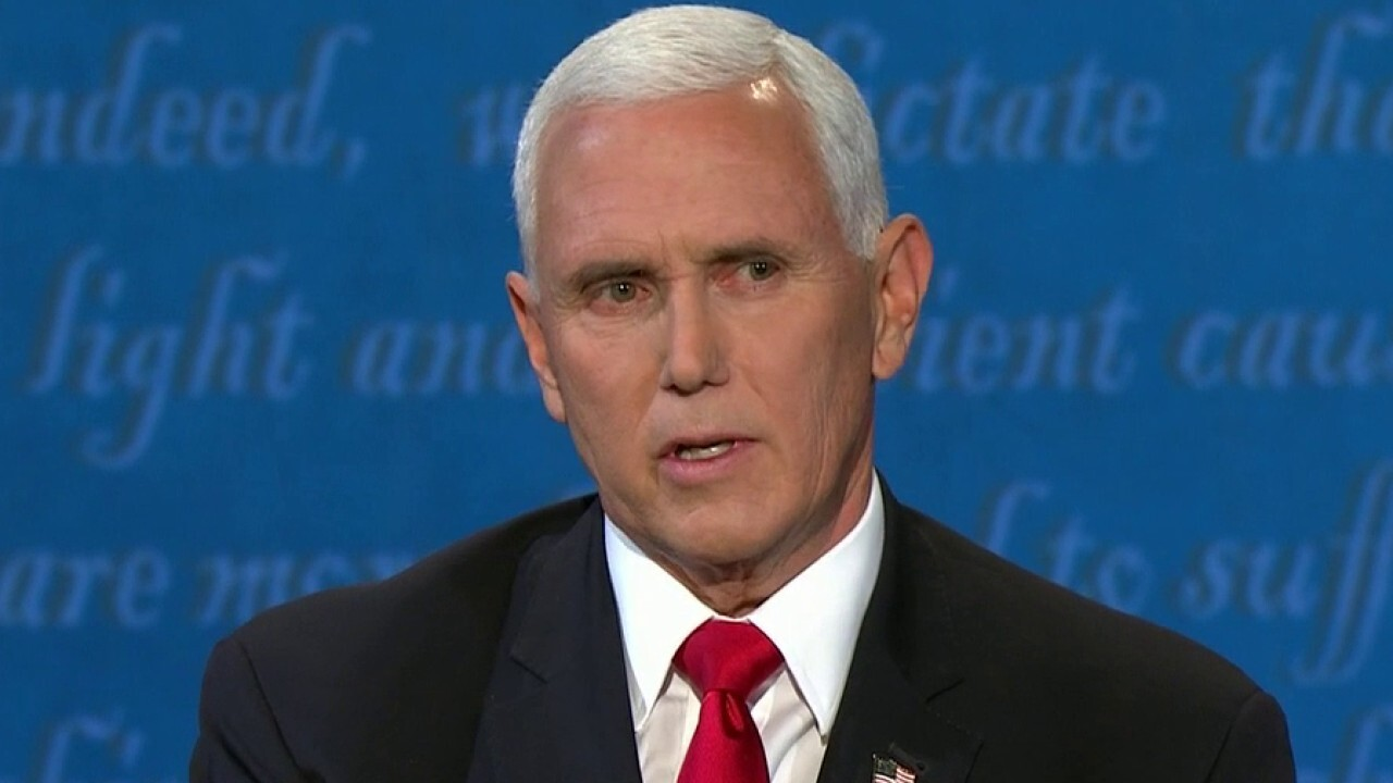 Mike Pence: China is to blame for the coronavirus