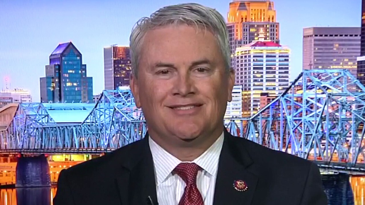 Congressman Comer on what a Joe Biden election will mean for the economy