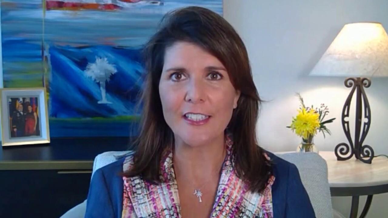 Nikki Haley: L'accord de paix est efficace parce que les dirigeants du Moyen-Orient font confiance à Trump
