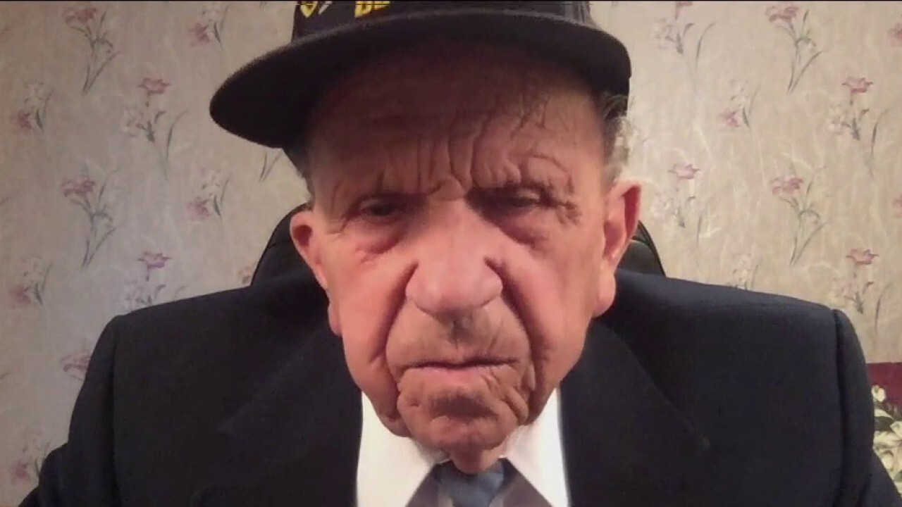 WWII veteran reflects on 75th anniversary of Japan's surrender