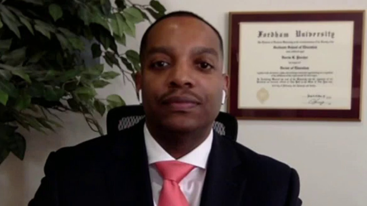 Former NYPD Lieutenant Darrin Porcher on the unrest in Atlanta over fatal shooting of Rayshard Brooks