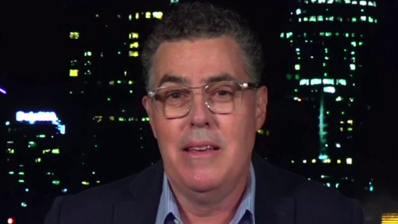 Comedian Adam Carolla reacts to Gov. Gavin Newsom's new rules on 'Tucker Carlson Tonight'