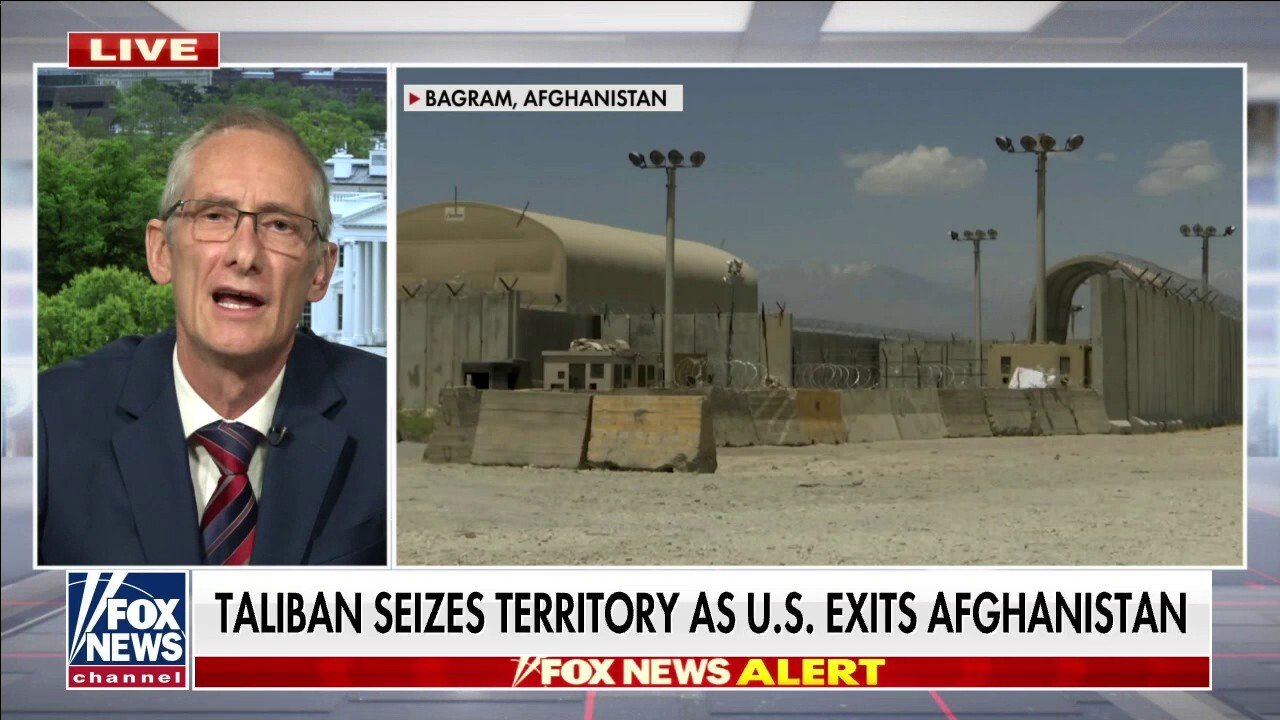 John Hannah: We are witnessing the 'full-on collapse' of Afghan security forces