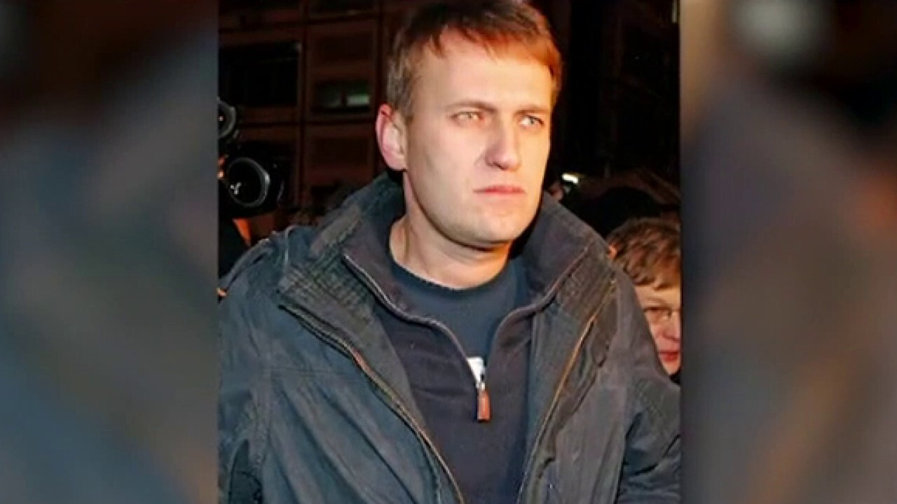 Russia 'thinks they can get away with' poisoning Navalny: International security expert