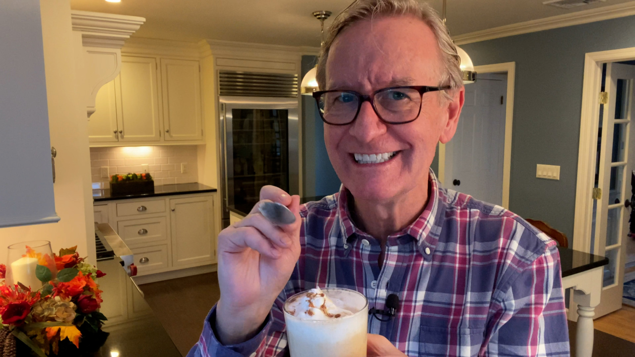 Steve Doocy: Still got pumpkin pie? Try our recipe for 'leftover pumpkin pie grownup smoothie'