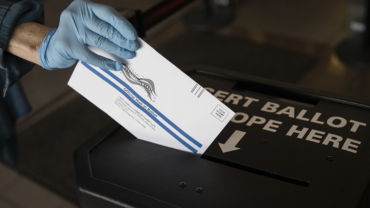 New report argues perils of mail-in voting go beyond fraud | Fox News