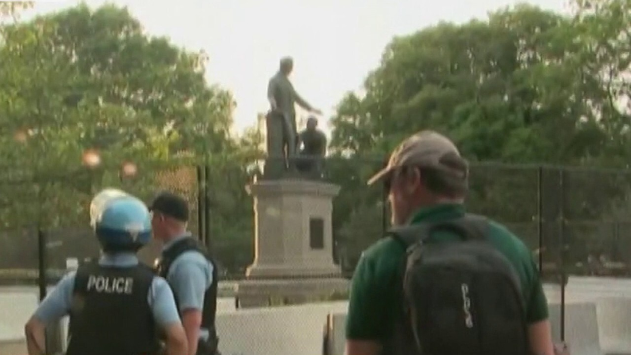 Acting Deputy Secretary of Homeland Security Ken Cuccinelli on efforts to protect monuments, statues