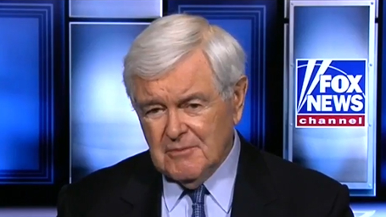 Newt: By Super Tuesday you'll realize how big a threat Bloomberg is