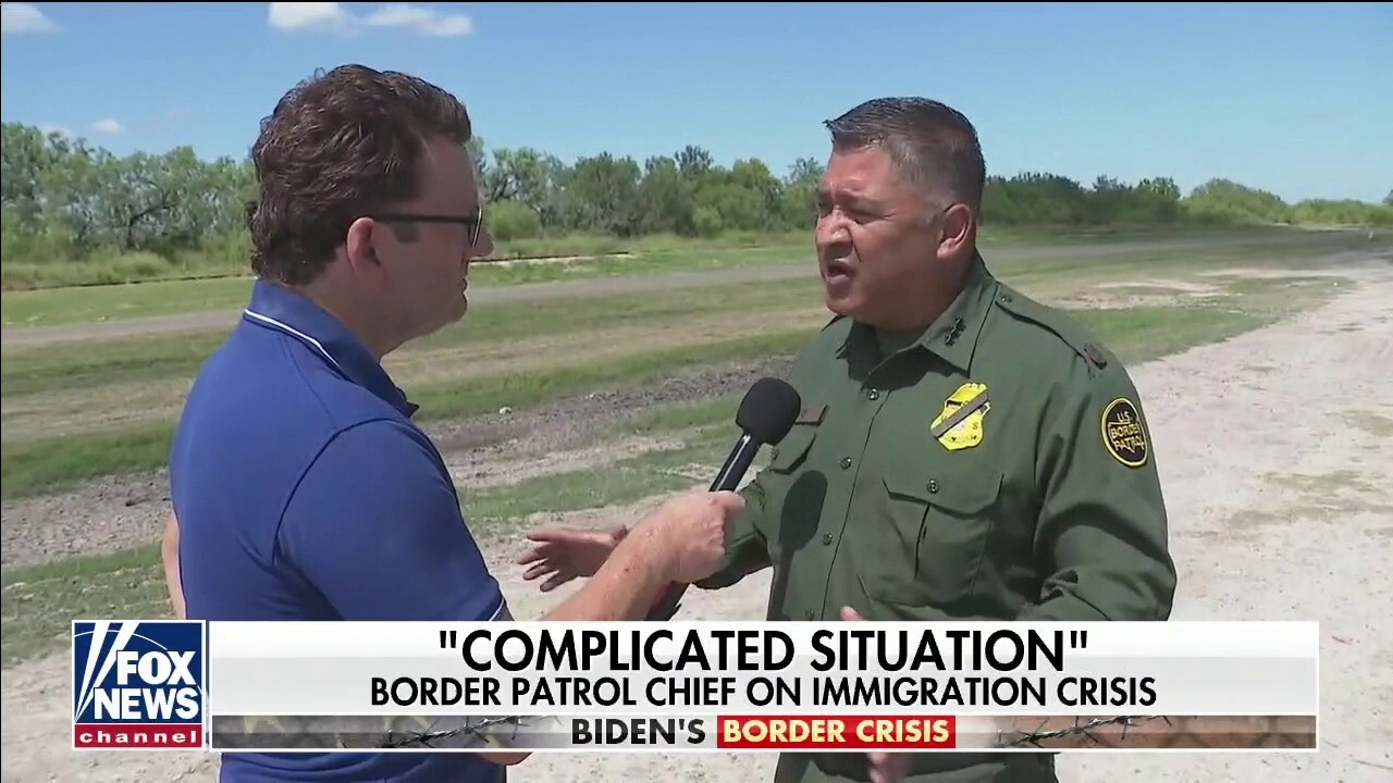 July border apprehensions expected to be highest in over 20 years