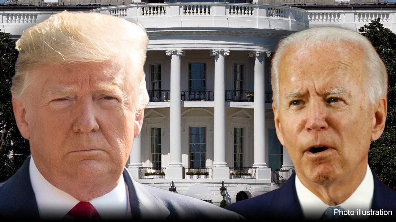 Trump says farewell to presidency as Biden plans busy first 100 일