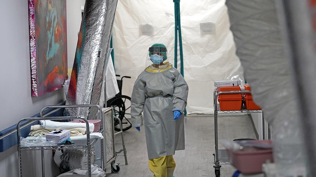 California, Florida, Texas report record high COVID-19 deaths
