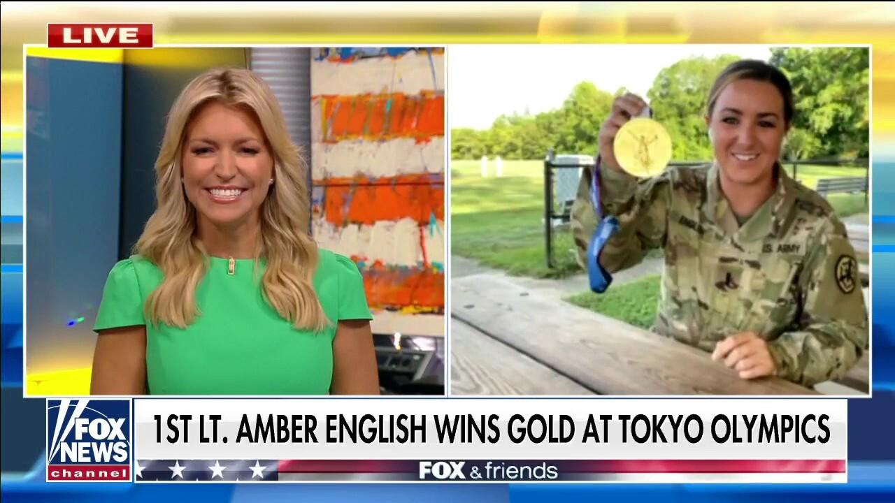US soldier brings home Olympic gold in skeet shooting