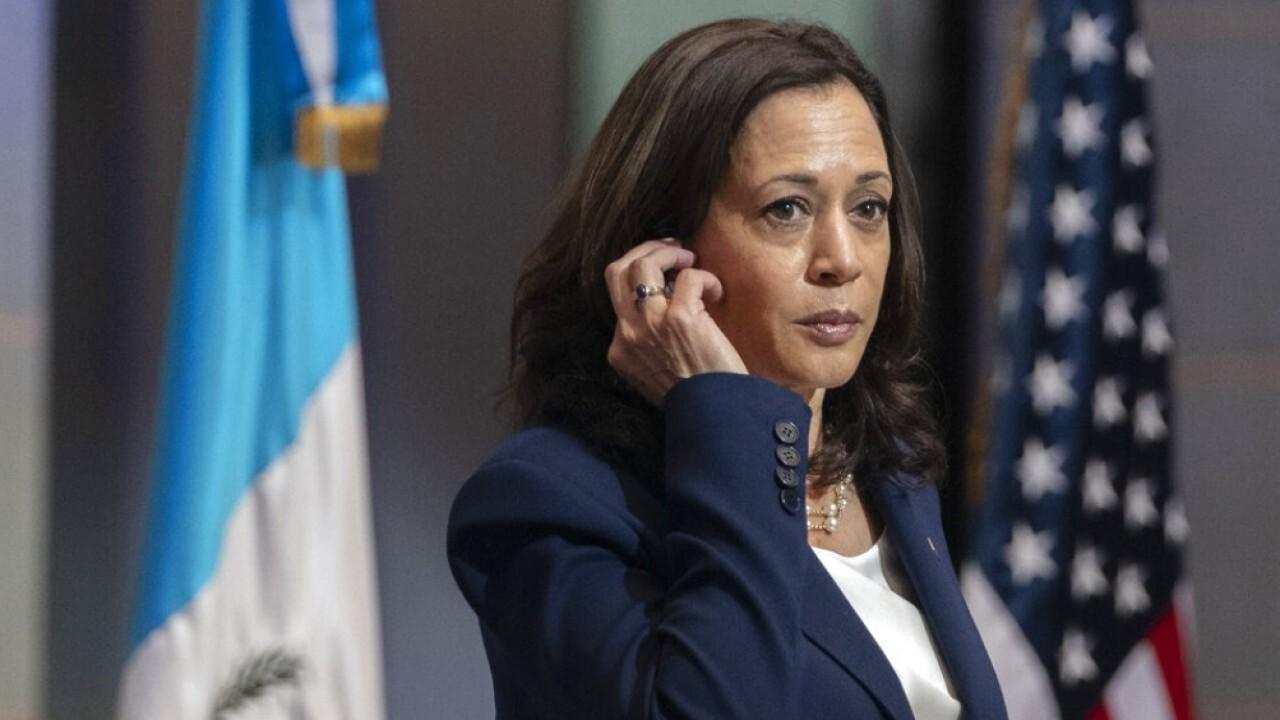 Tomi Lahren slams Kamala Harris over handling of border crisis