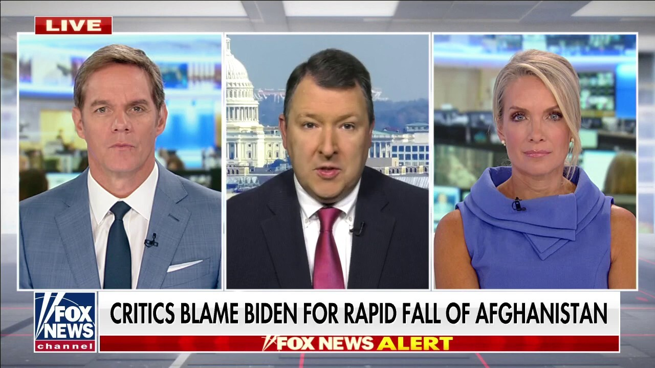 Thiessen on Afghanistan: 'Either Joe Biden completely miscalculated' or didn't care about Taliban taking over