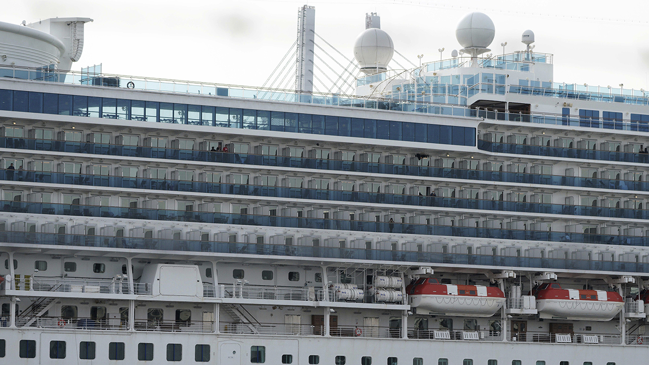 Westlake Legal Group image Royal Caribbean tests passengers for coronavirus after docking in New Jersey: 'We are closely monitoring developments' Michael Bartiromo fox-news/travel/general/cruises fox news fnc/travel fnc article 4d31741b-220b-59fd-aae4-290225e634a5