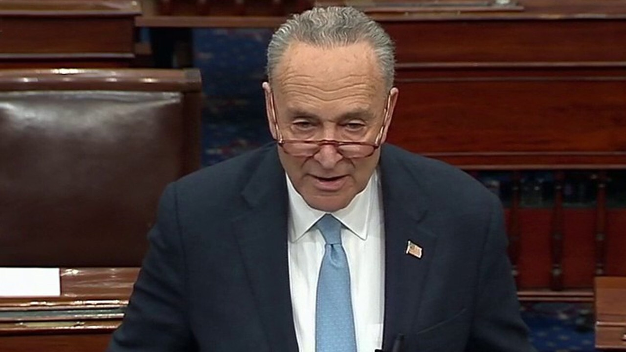Schumer: I shouldn't have used the words I did, but in no way was I making a threat