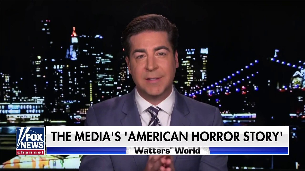 Jesse Watters: Democrats and the media uses fear to control America