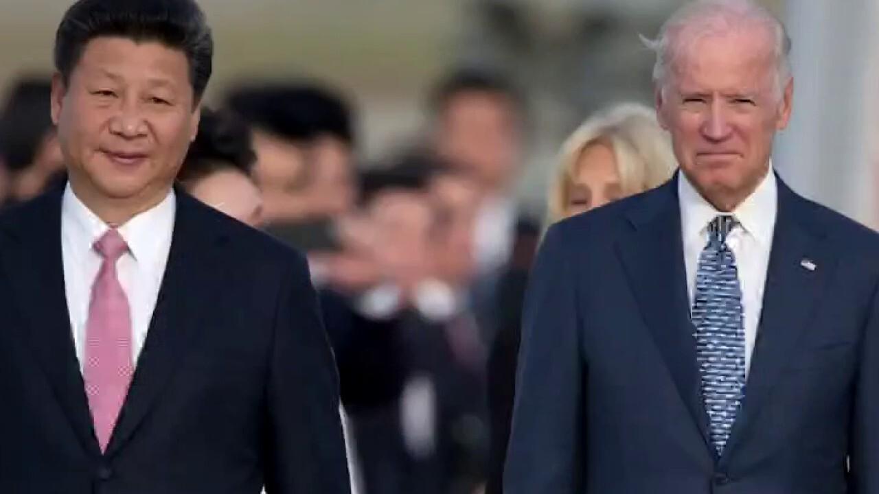Xi will test Biden admin's resolve to see if 'tough rhetoric' is real: Keane