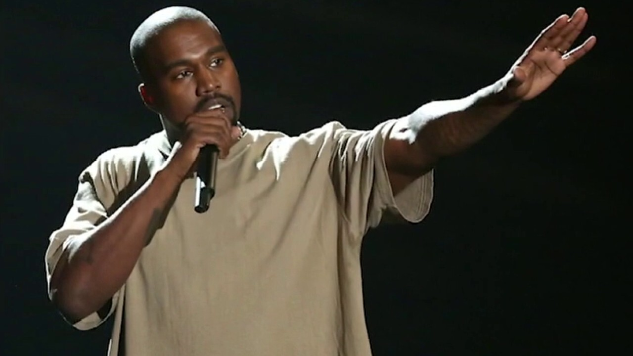 Kanye West suggests campaign is meant to hurt Biden
