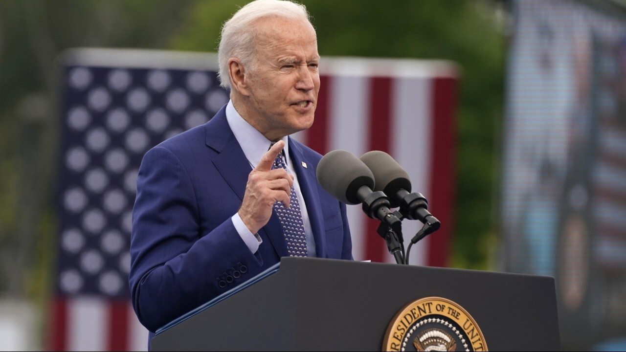 Border surge not Biden's fault: Ron Klain