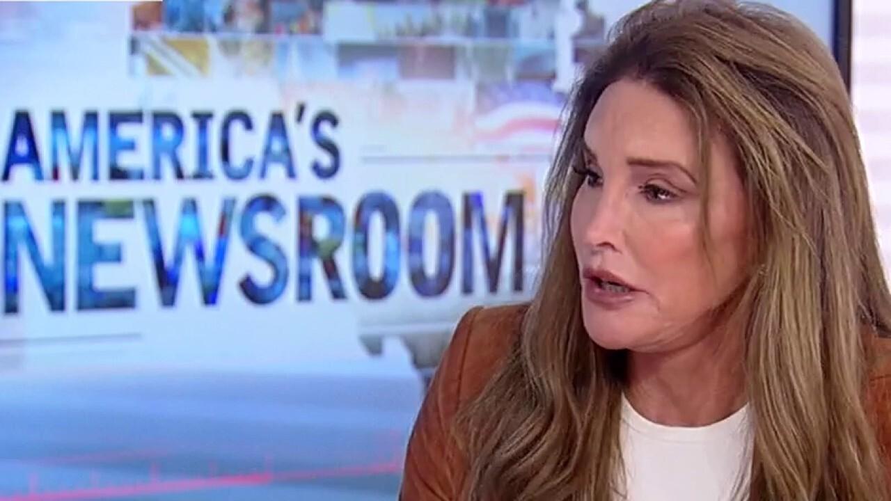 Caitlyn Jenner running for California governor 'to restore hope'