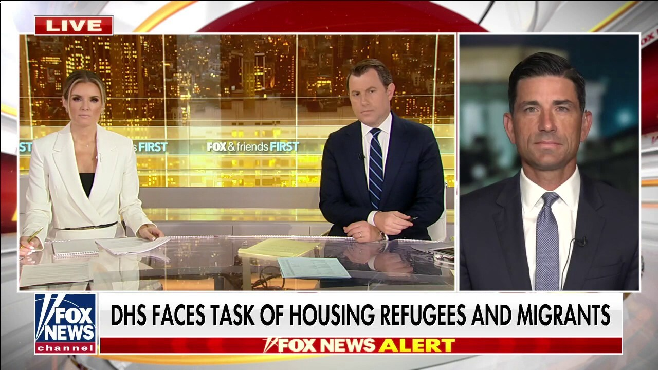 Former acting DHS chief questions security on refugee vetting process