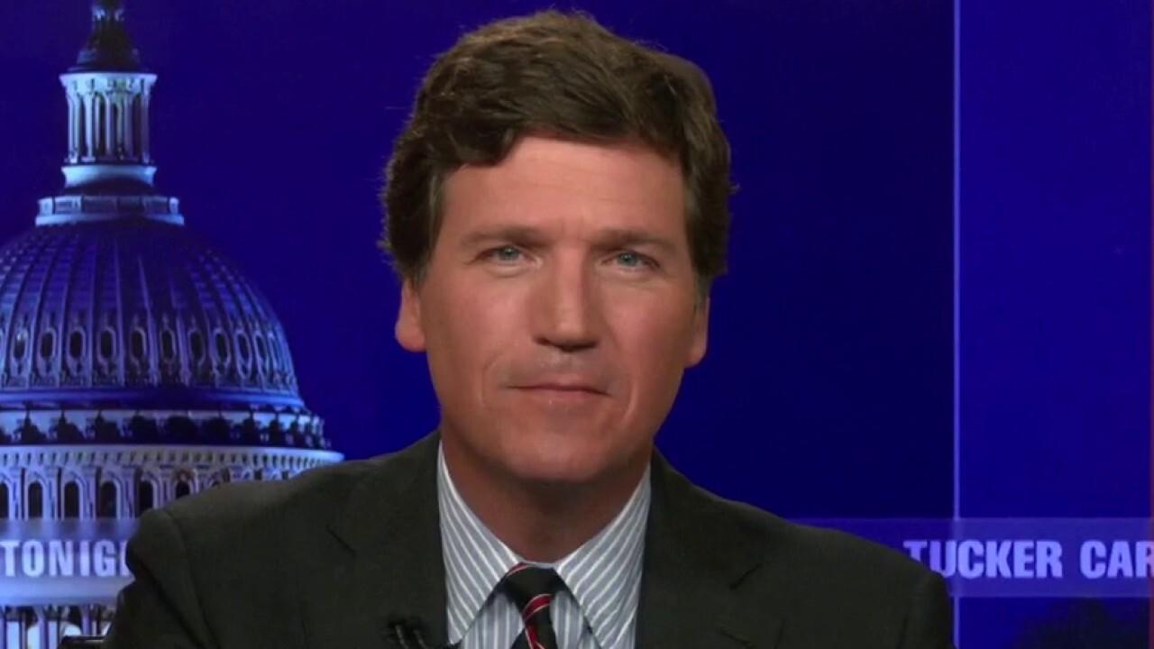 Tucker Carlson shreds Biden admin over drone strike that killed civilians