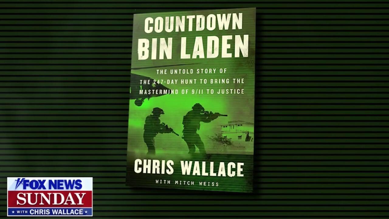 Chris Wallace releasing new book: 'Countdown bin Laden'