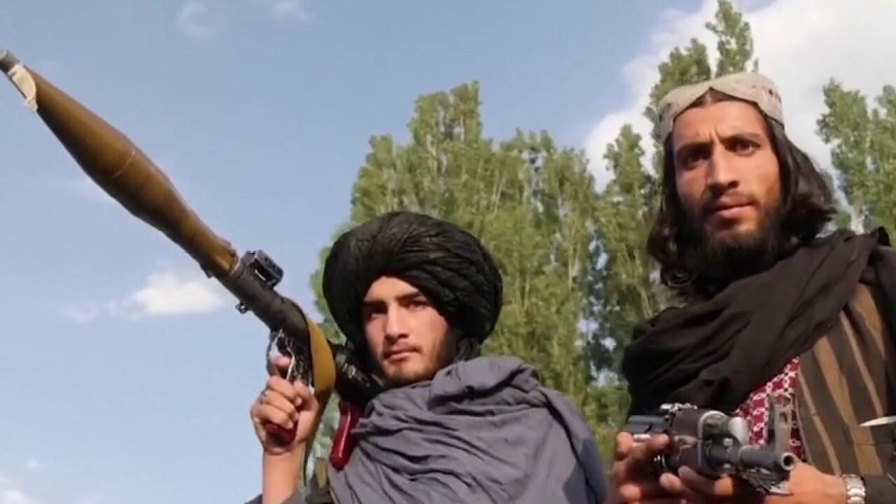Taliban gains ground as US leaves Afghanistan