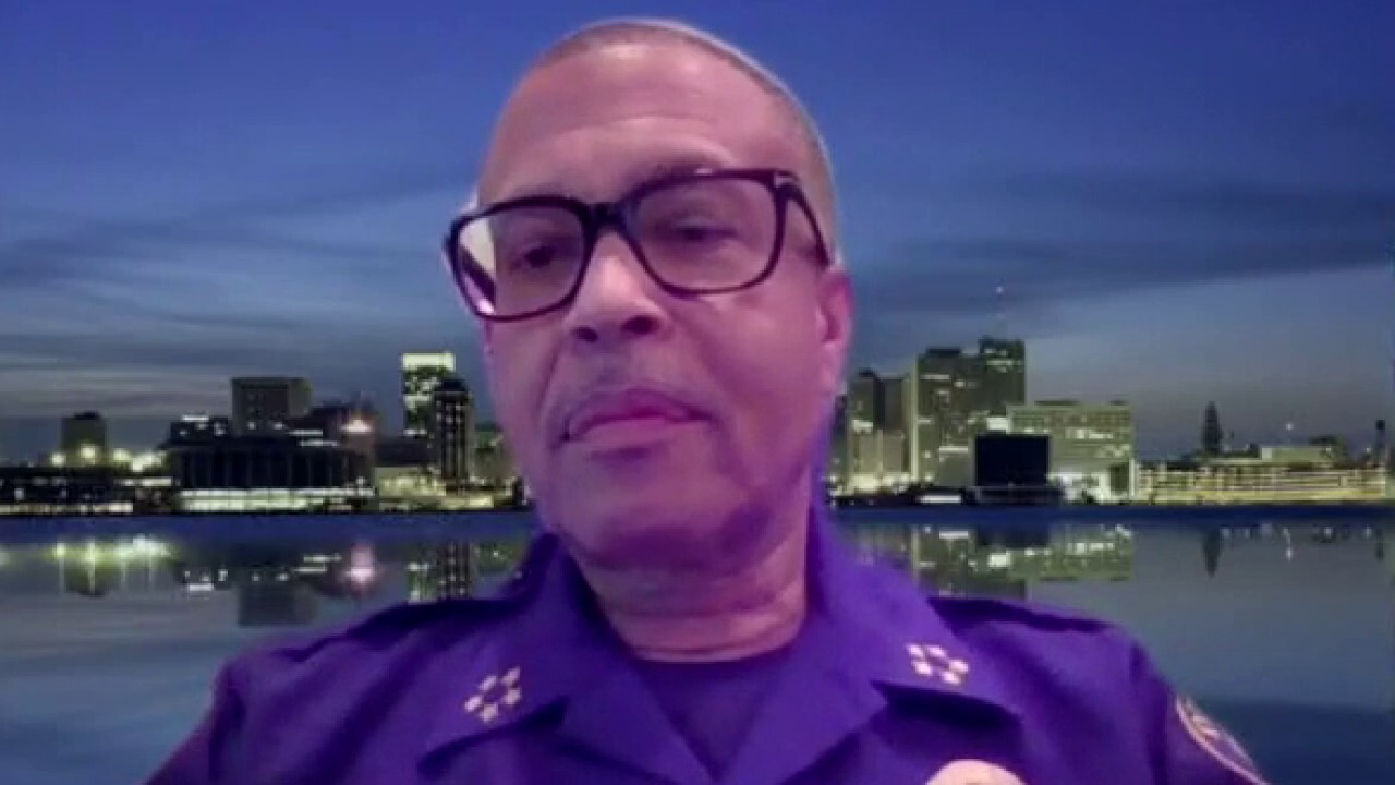 Police Chief James Craig explains how Detroit has avoided violent protests