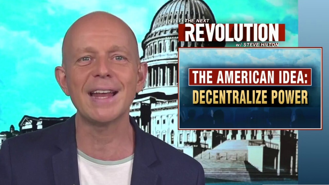 Biden is 'brazenly exploiting the pandemic to centralize control over every aspect of our lives:' Steve Hilton