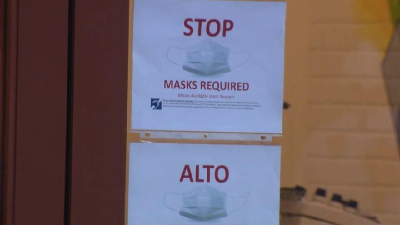Mask mandates return as Delta variant spreads