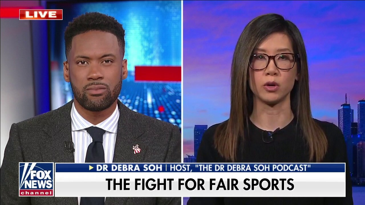 Dr. Debra Soh: Hormonal therapy does not override advantages male-born athletes have