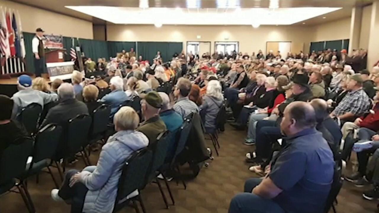 Rural Oregon citizens push to move border into Idaho