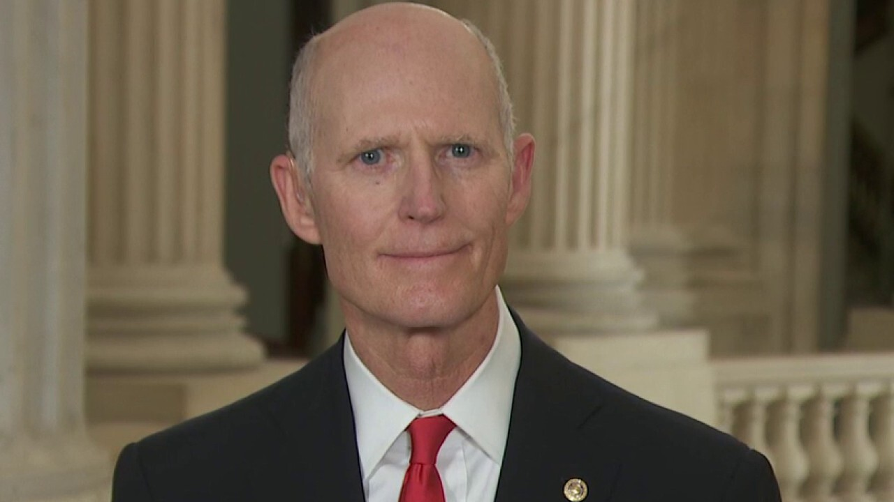 Sen. Scott on legal challenges in Georgia Senate runoffs